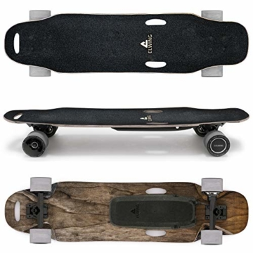 Halokee Elektro Longboard