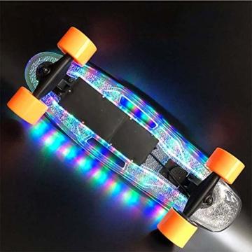 Longboard LED Beleuchtung