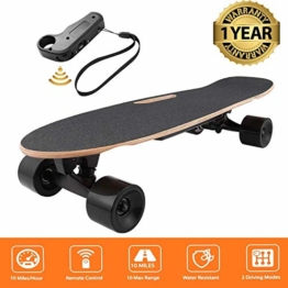 Oppikle Elektro Longboard