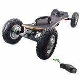 Elektro Skateboard, All Terrain Offroad-Reifen