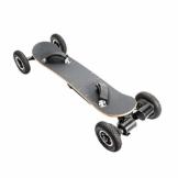 JianJu Elektrisches Skateboard Off-Road Elektro Skateboard mit Fernbedienung, All Terrain Offroadreifen Board Pro Longboard, 10Ah, 40 Km/H - 120 KG, Dual Motor 1450W x 2 - 1